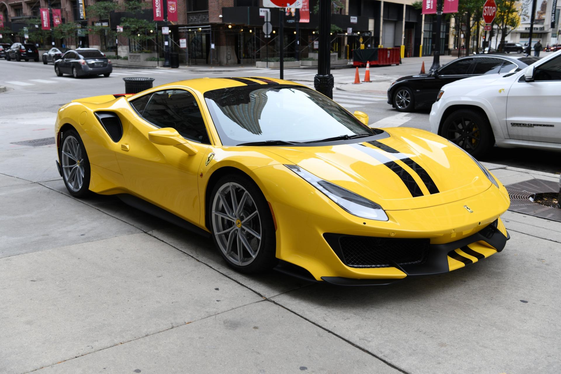 Used 2019 Ferrari 488 Pista    Chicago, IL