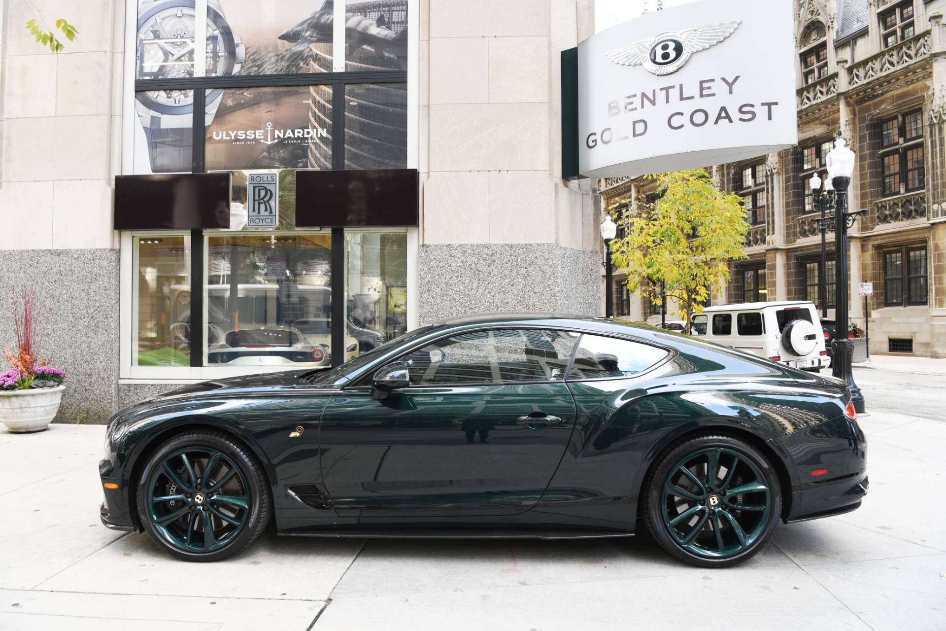 Used 2020 Bentley Continental GT Number 9 Edition By Mulliner | Chicago, IL