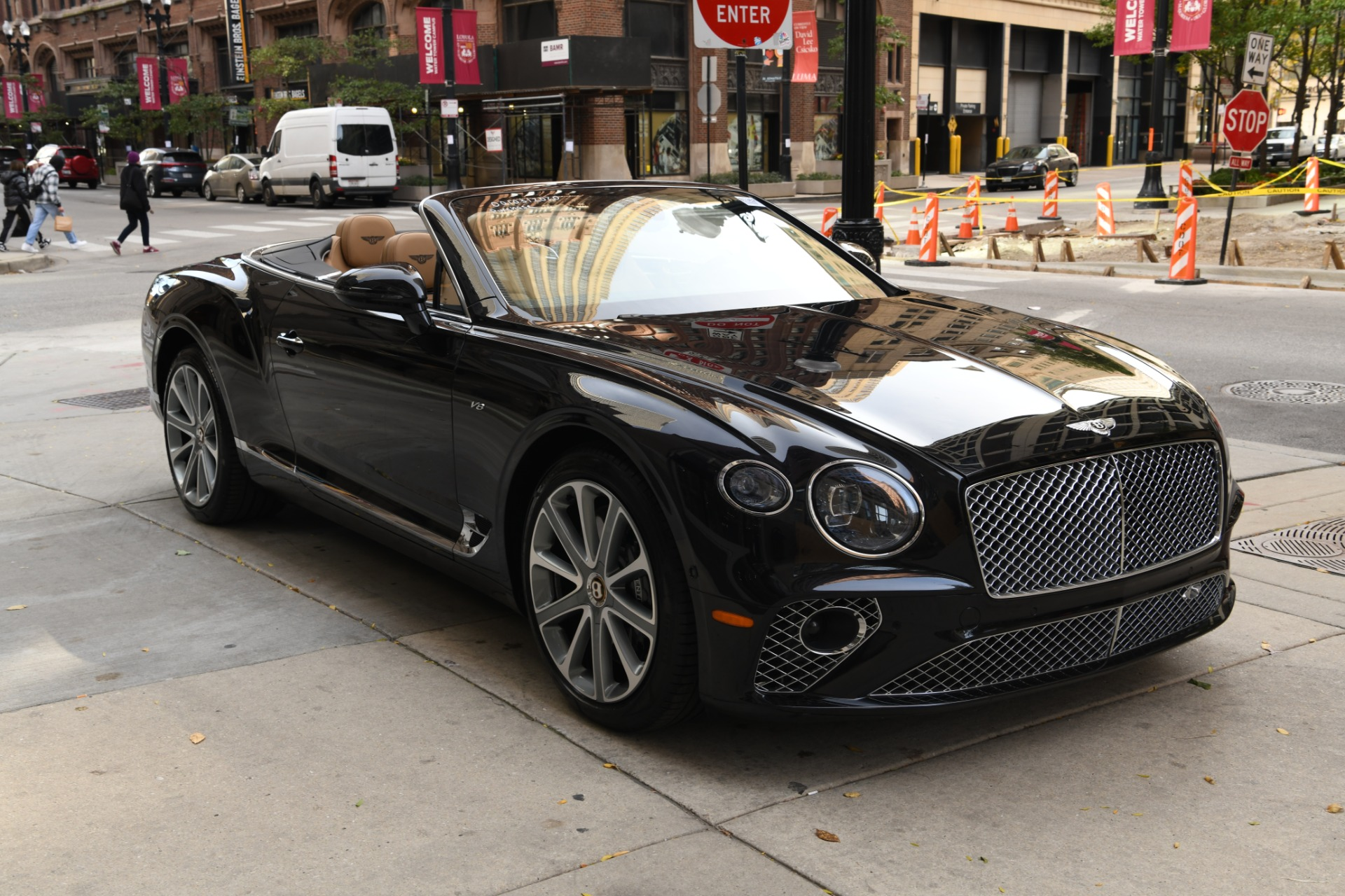 Used 2020 Bentley Continental GT V8 Convertible GT V8 | Chicago, IL