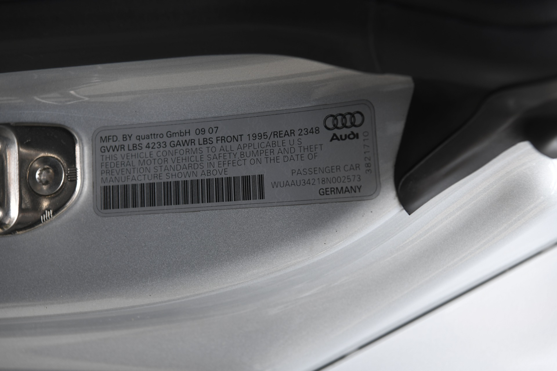 Used 2008 Audi R8 quattro | Chicago, IL