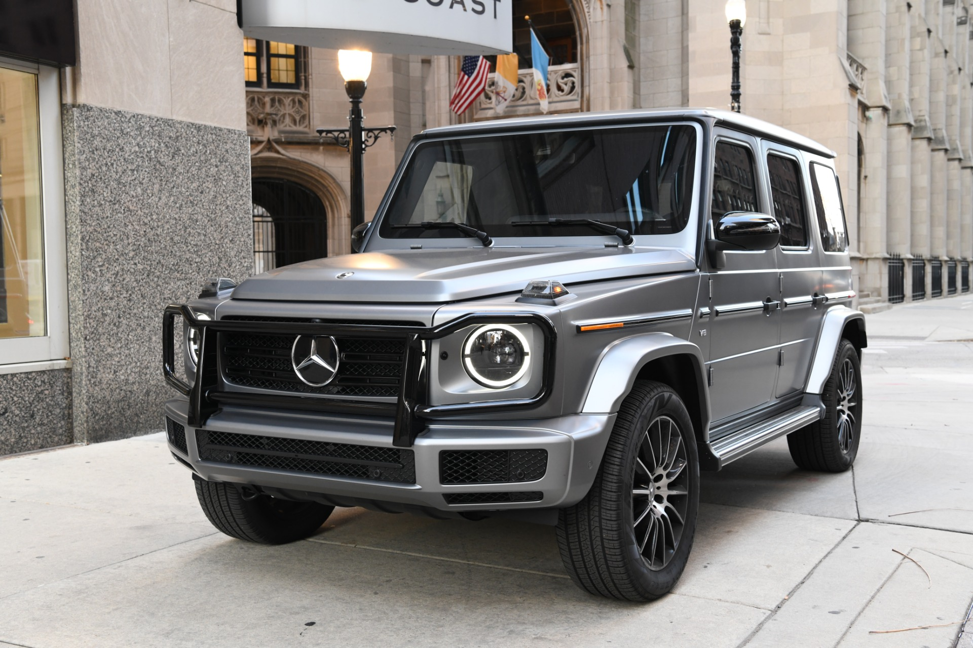 Used 2020 Mercedes-Benz G-Class G 550 | Chicago, IL