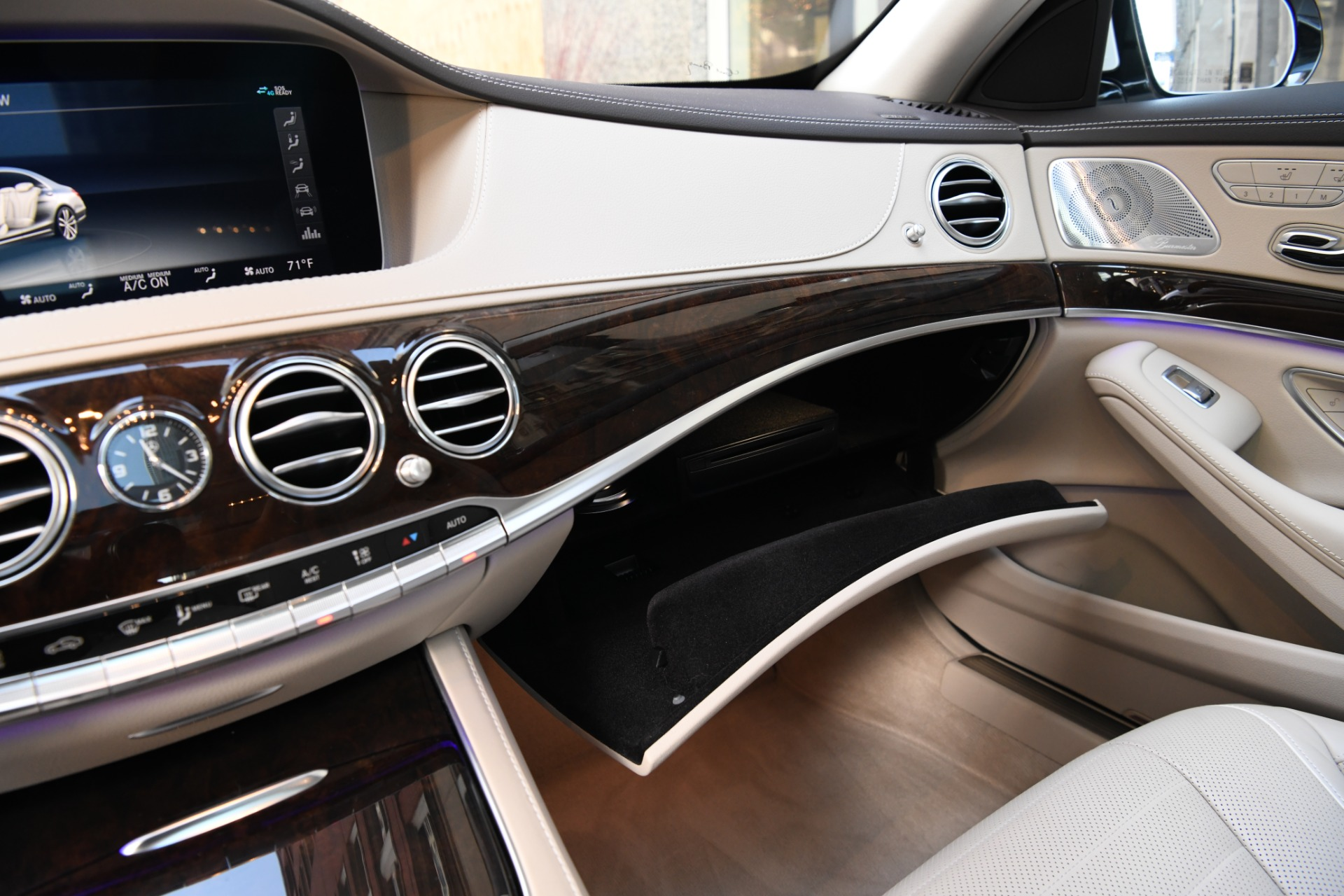 Used 2019 Mercedes-Benz S-Class S 560 4MATIC AMG LINE | Chicago, IL