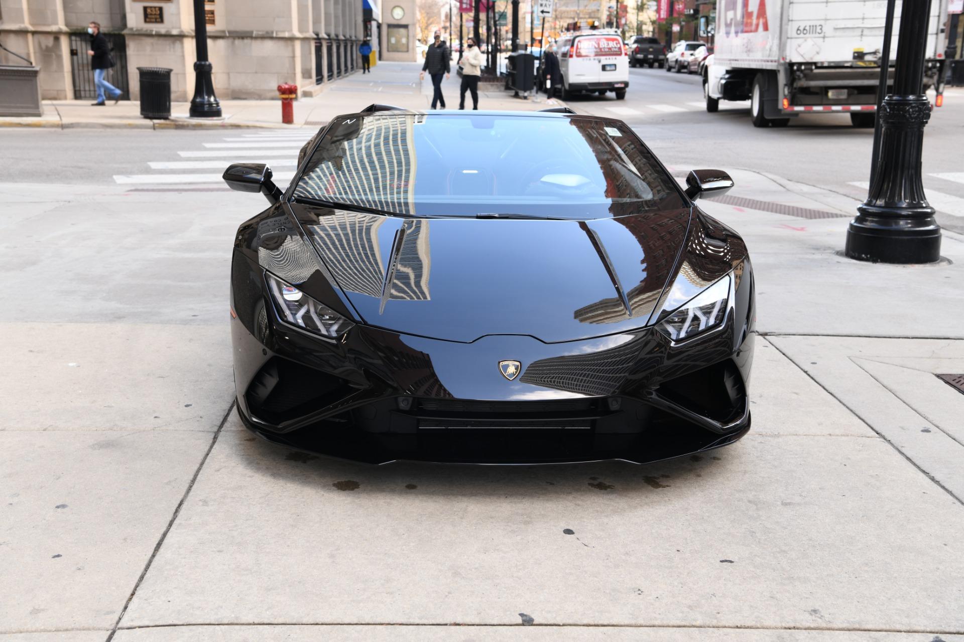 Used 2021 Lamborghini Huracan EVO Spyder LP 610-2 EVO Spyder   Chicago, IL