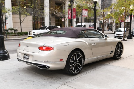 New 2020 Bentley Continental GT Convertible  | Chicago, IL