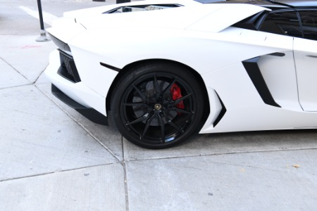 Used 2017 Lamborghini Aventador Roadster LP 700-4 | Chicago, IL