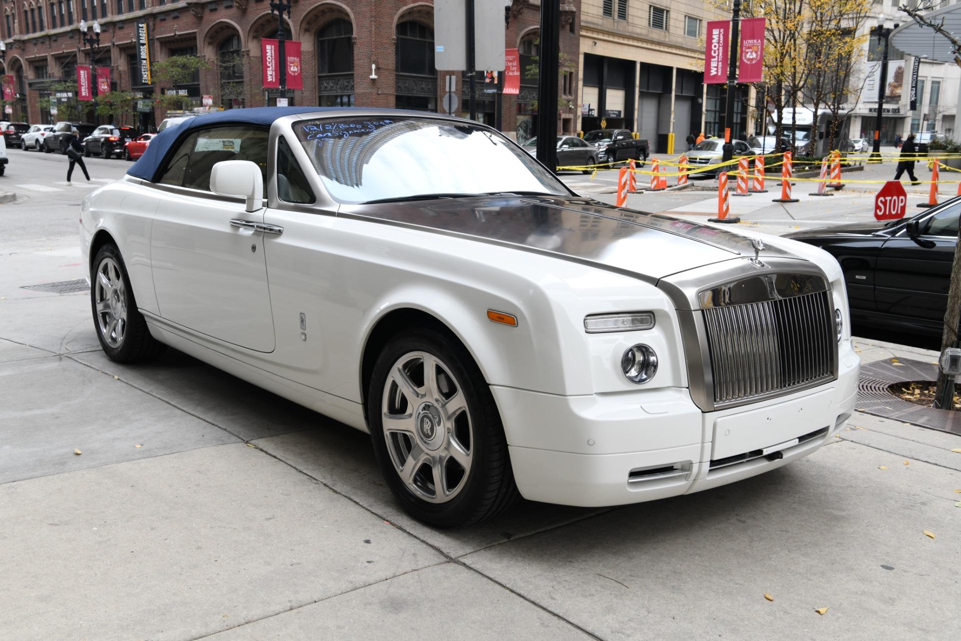 Used 2011 Rolls-Royce Phantom Drophead Coupe  | Chicago, IL