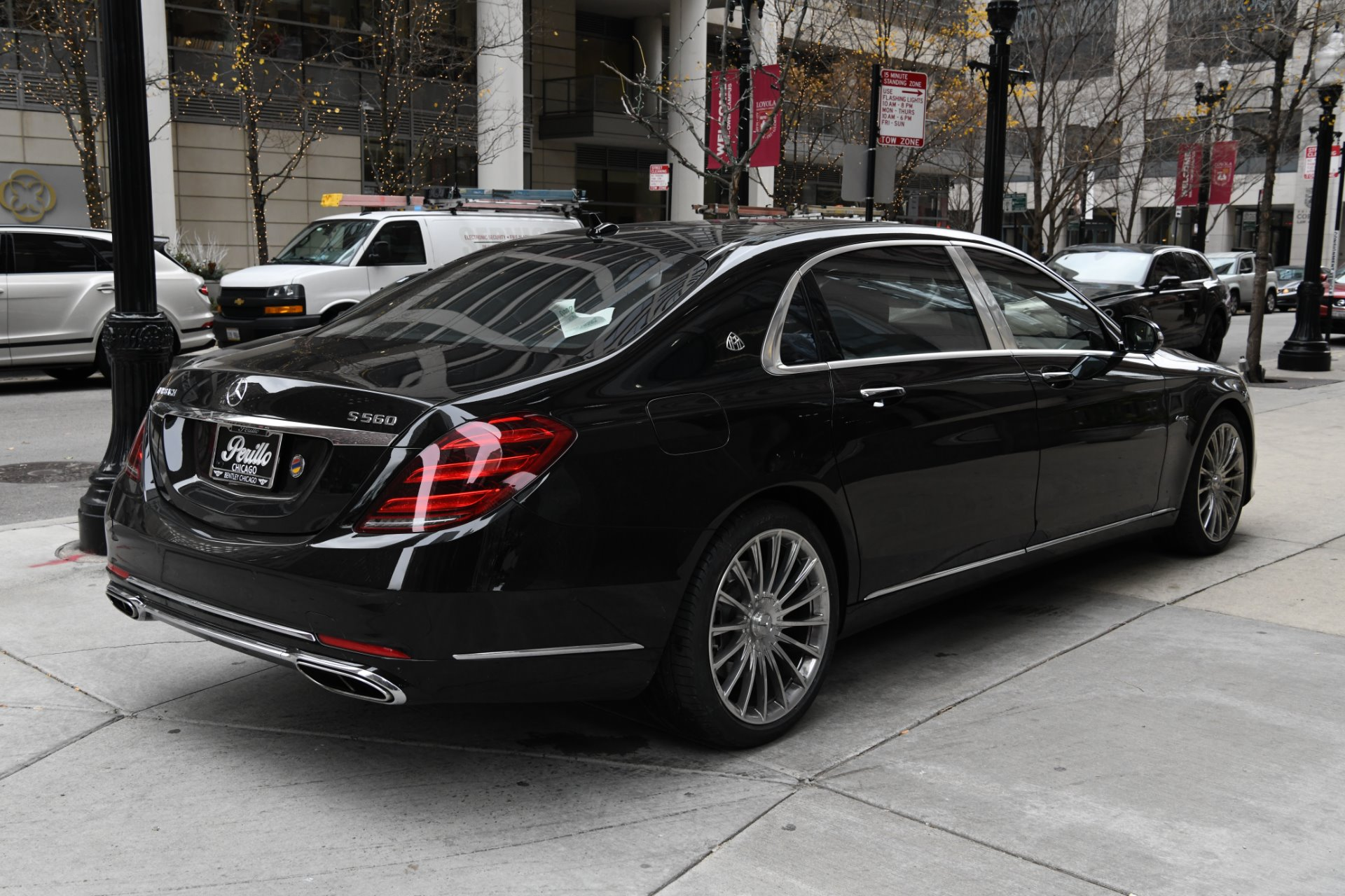Used 2018 Mercedes-Benz S-Class Mercedes-Maybach S 560 4MATIC | Chicago, IL