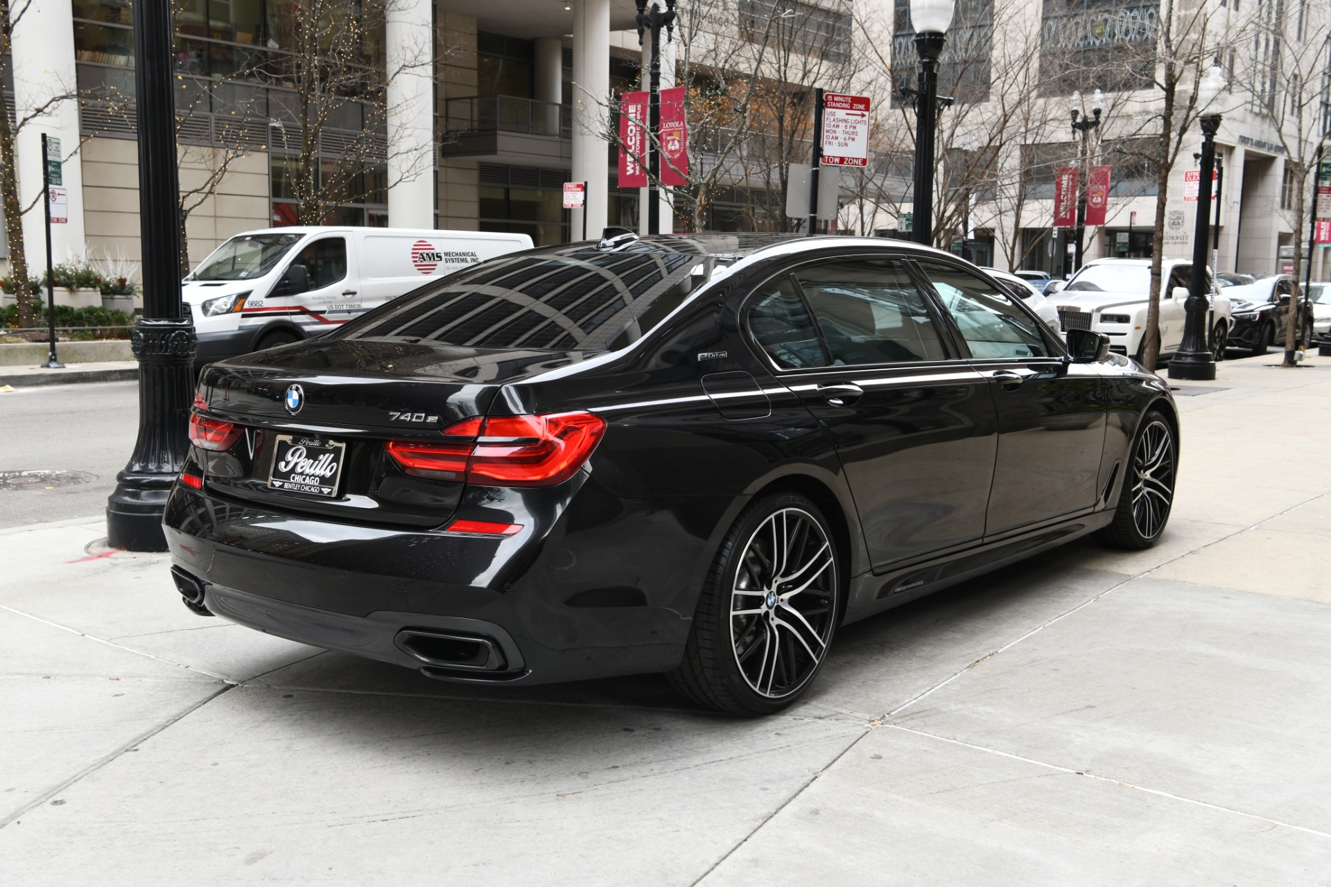 Used 2017 BMW 7 Series 740e xDrive iPerformance M Sport | Chicago, IL