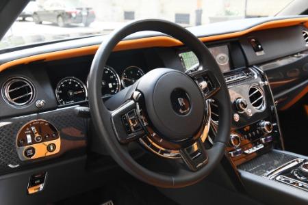 Used 2021 Rolls-Royce Cullinan Black Badge   Chicago, IL