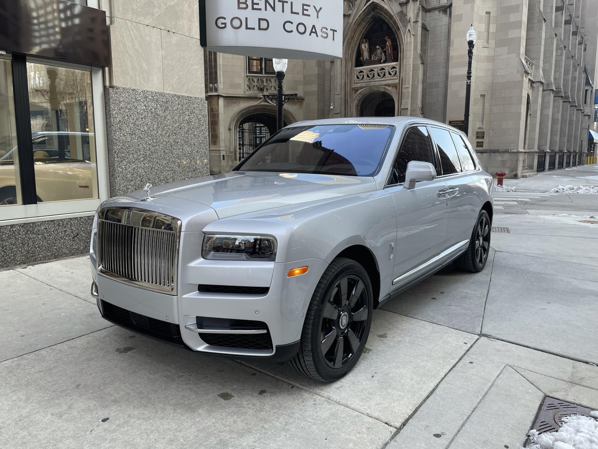 Used 2020 Rolls-Royce Cullinan  | Chicago, IL