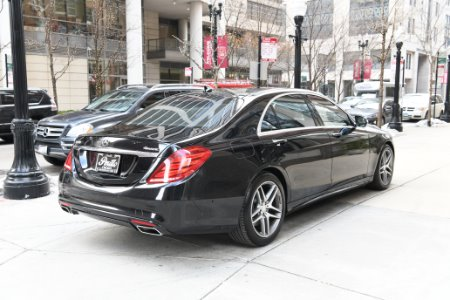 Used 2015 Mercedes-Benz S-Class S 550 4MATIC SPORT | Chicago, IL