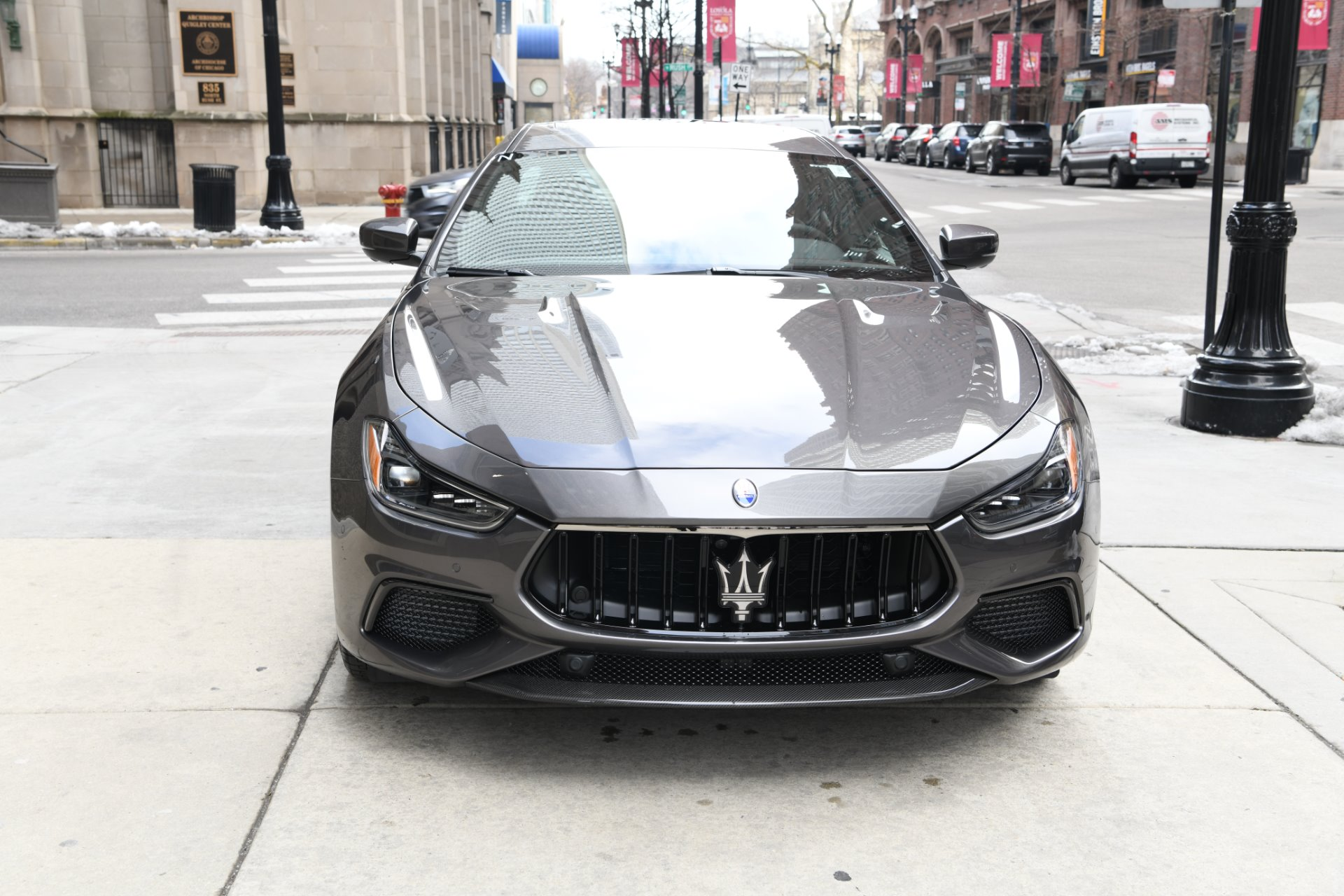 New 2021 Maserati Ghibli Trofeo | Chicago, IL