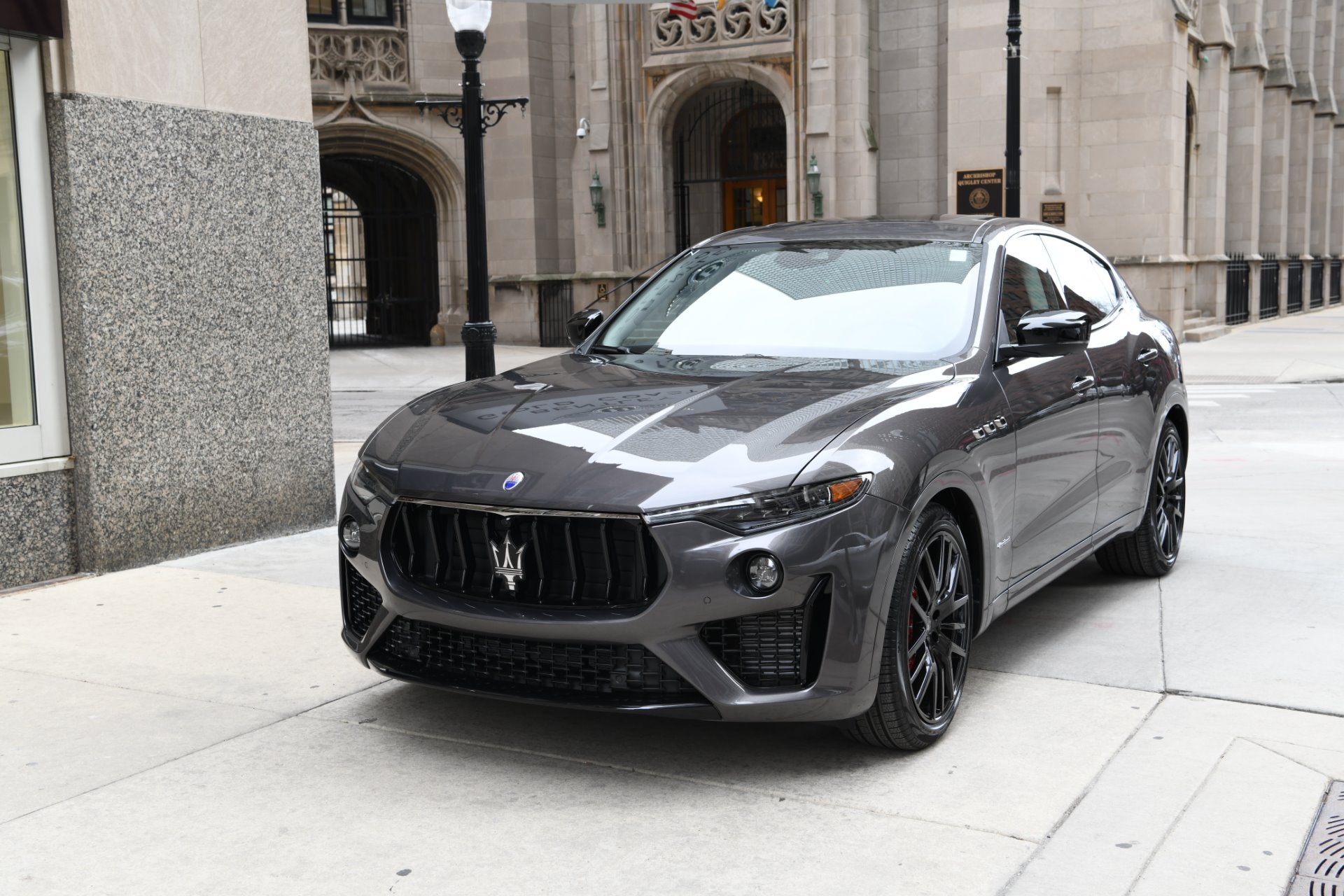 New 2021 Maserati Levante S GranSport | Chicago, IL