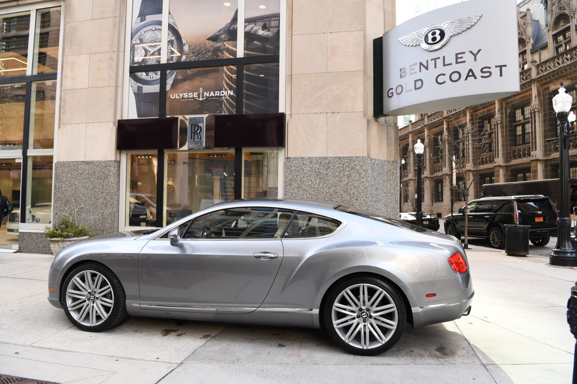 Used 2013 Bentley Continental GT Speed GT Speed | Chicago, IL