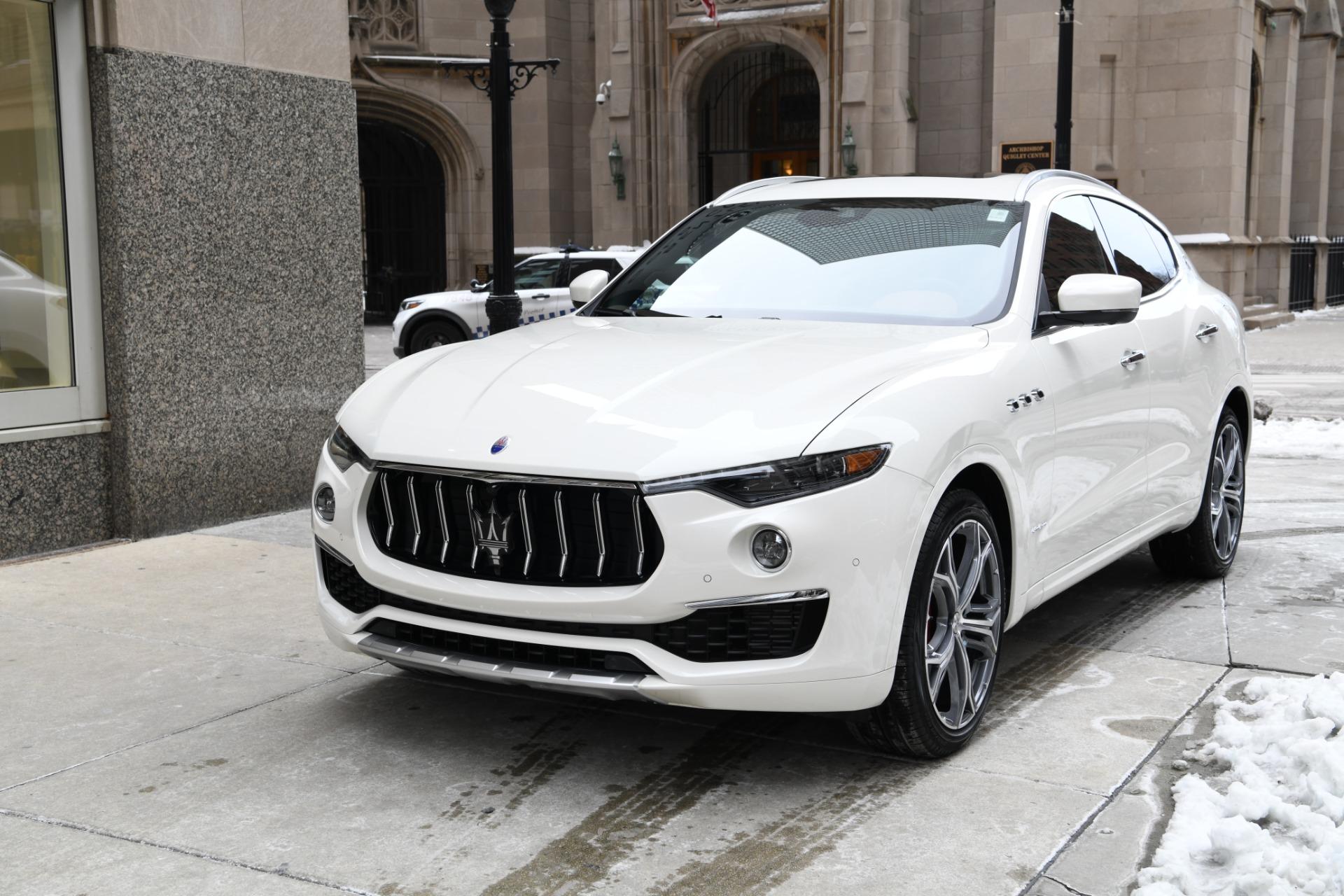 Used 2021 Maserati Levante GranLusso | Chicago, IL