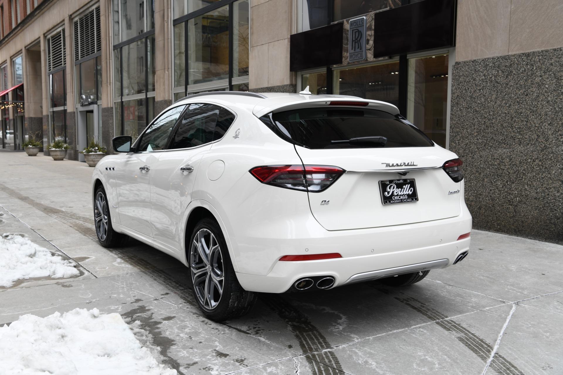 New 2021 Maserati Levante GranLusso | Chicago, IL