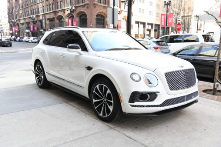 Used 2017 Bentley Bentayga  | Chicago, IL