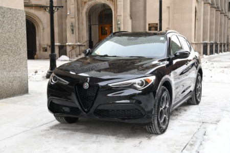 New 2021 Alfa Romeo Stelvio Sprint | Chicago, IL