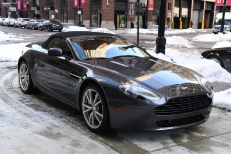 Used 2010 Aston Martin V8 Vantage Roadster | Chicago, IL