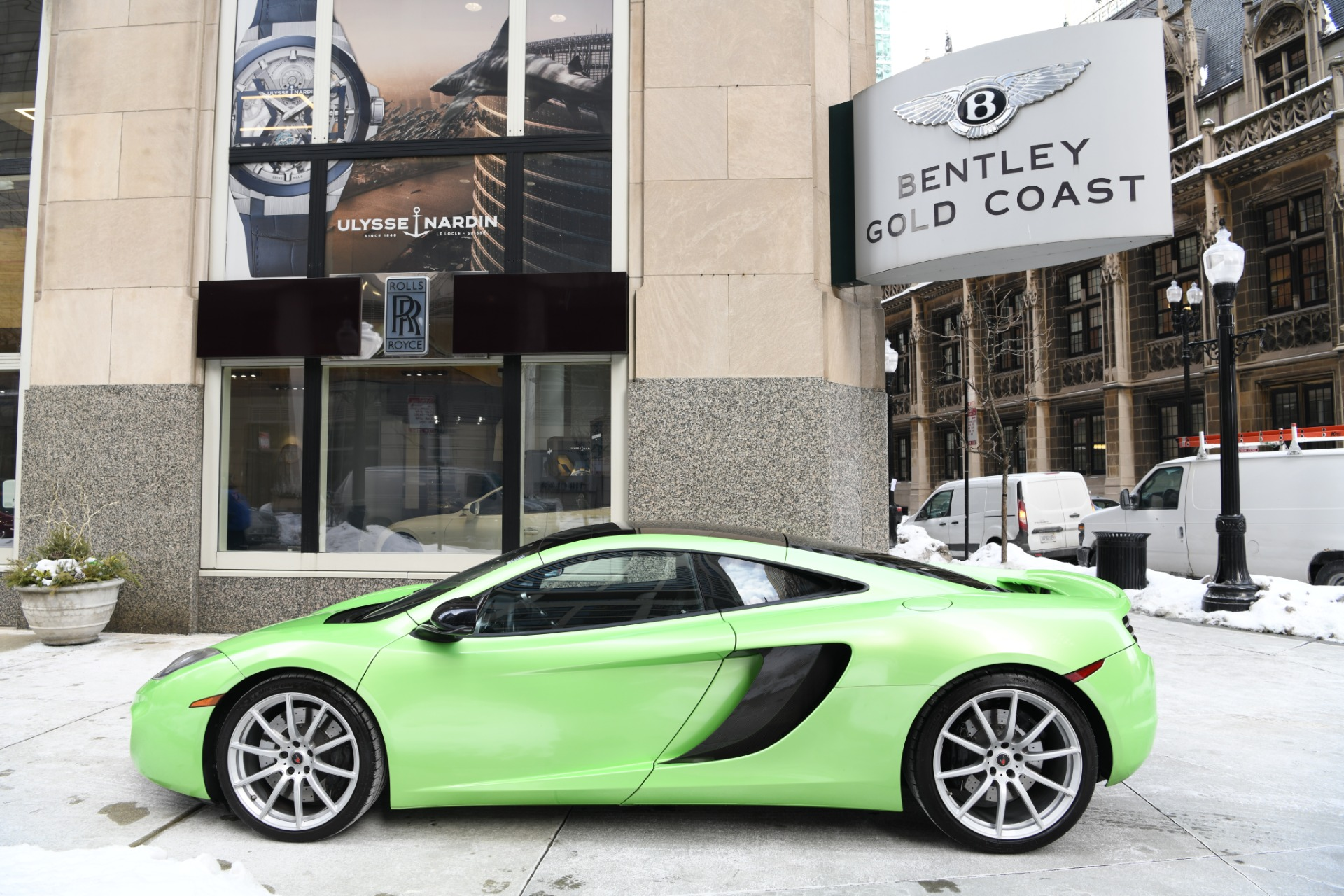 Used 2012 McLaren MP4-12C  | Chicago, IL