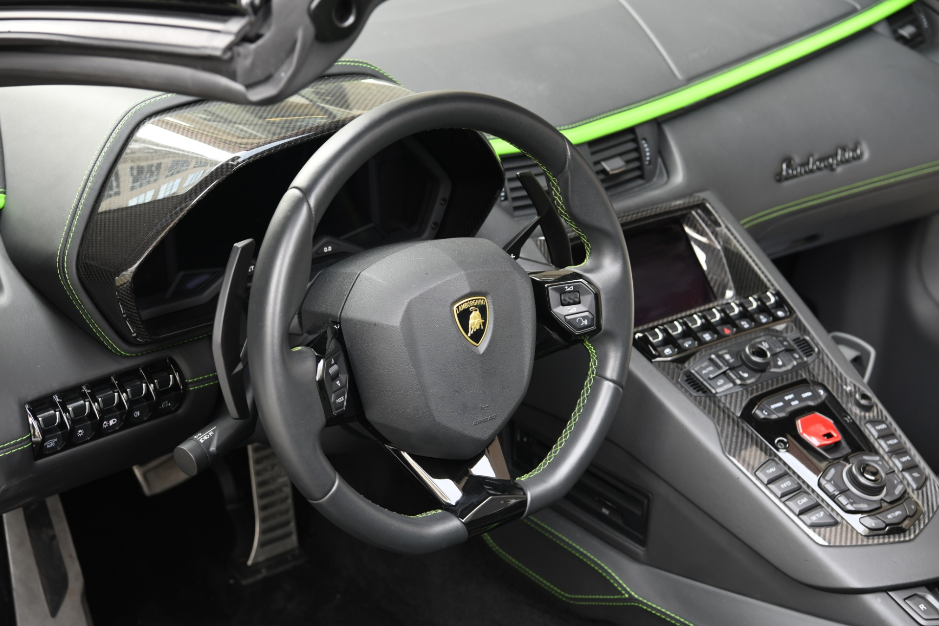 Used 2019 Lamborghini Aventador S Roadster LP 740-4 S | Chicago, IL