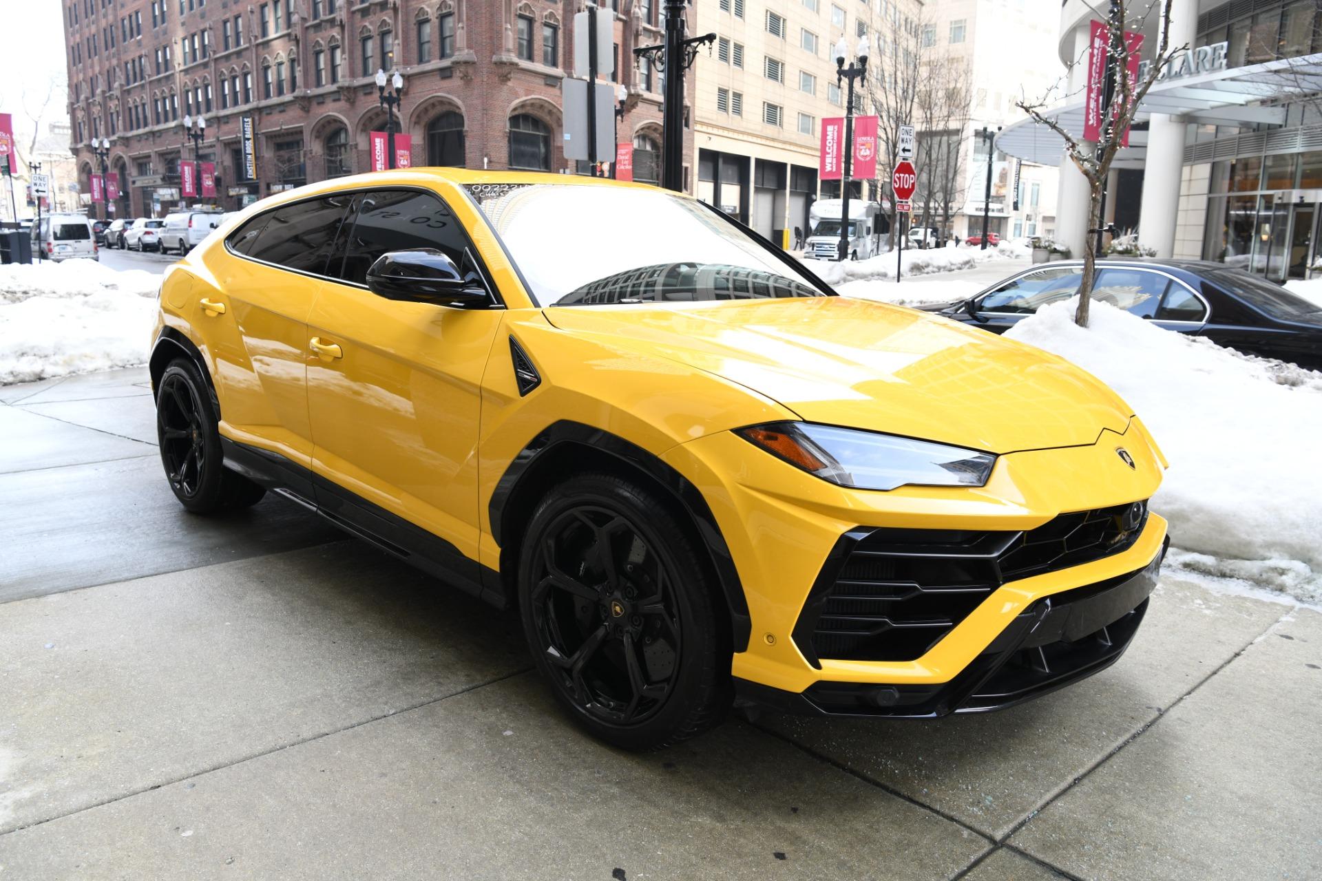 Used 2019 Lamborghini Urus    Chicago, IL