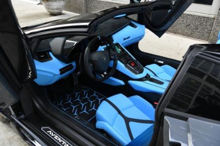 Used 2021 lamborghini Aventador SVJ Roadster  | Chicago, IL