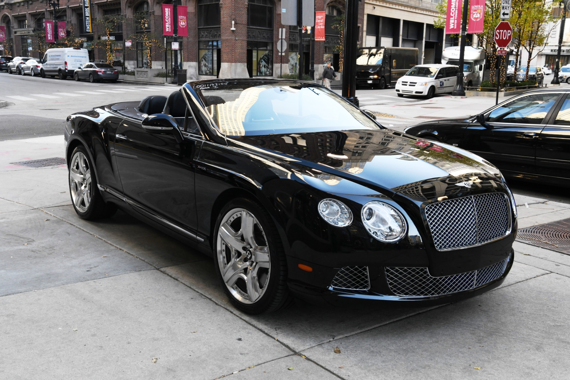 Used 2013 Bentley continental GTC convertible GTC | Chicago, IL