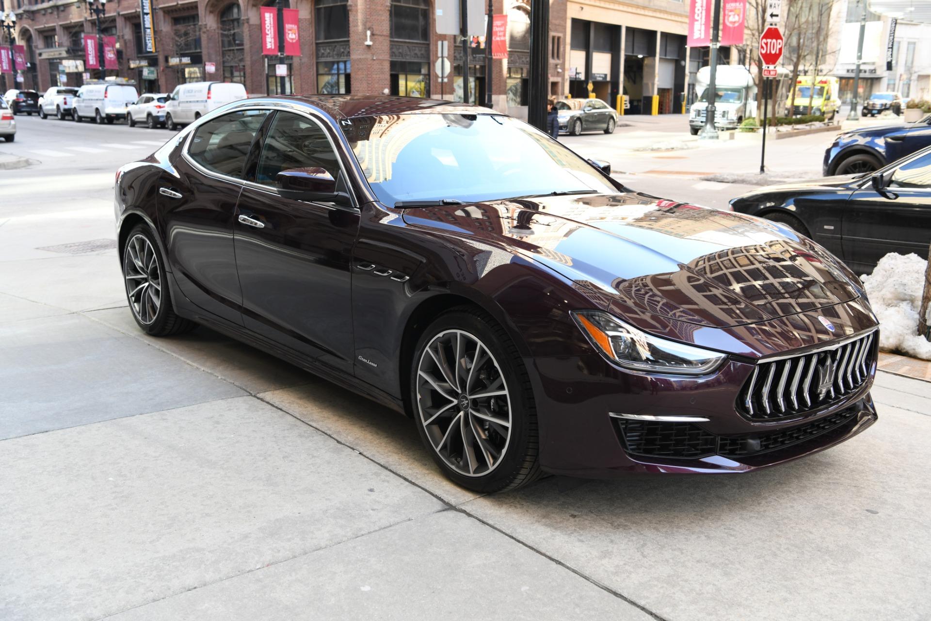 Used 2021 Maserati Ghibli SQ4 GranLusso | Chicago, IL