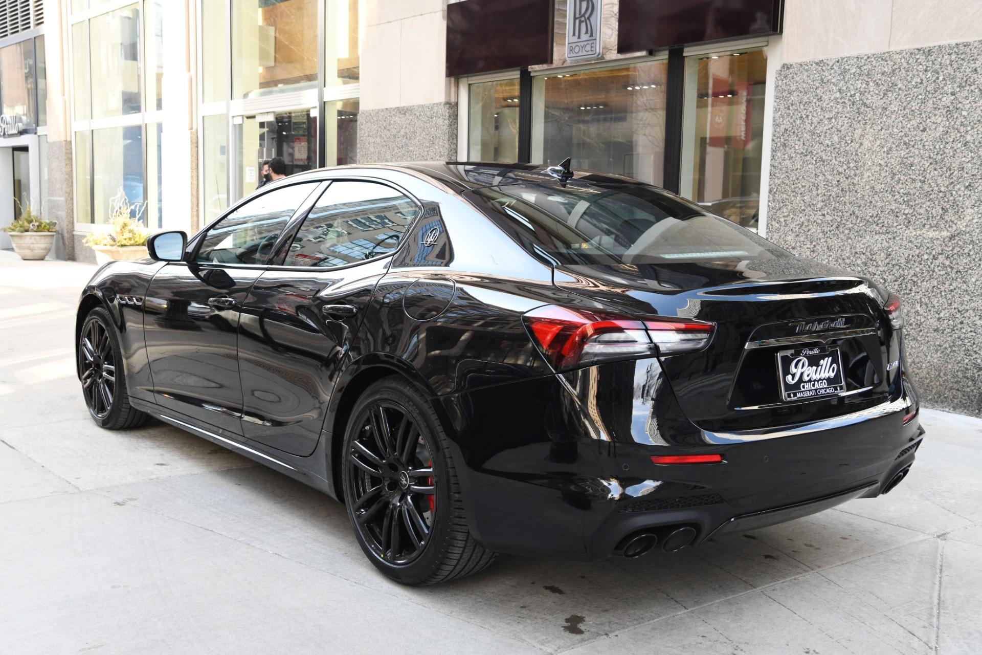New 2021 Maserati Ghibli  | Chicago, IL