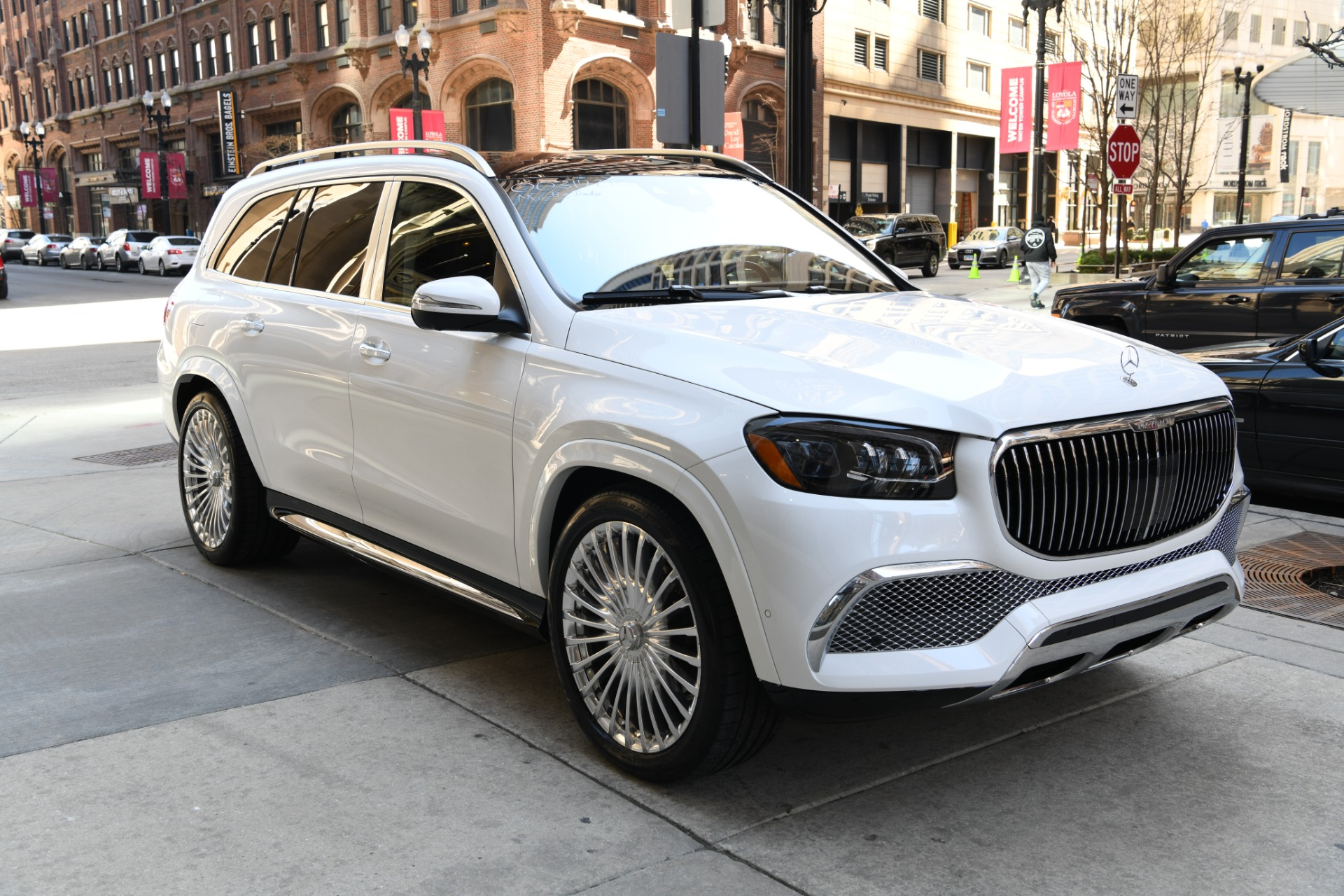Used 2021 Mercedes-Benz GLS Mercedes-Maybach GLS 600 4MATIC | Chicago, IL