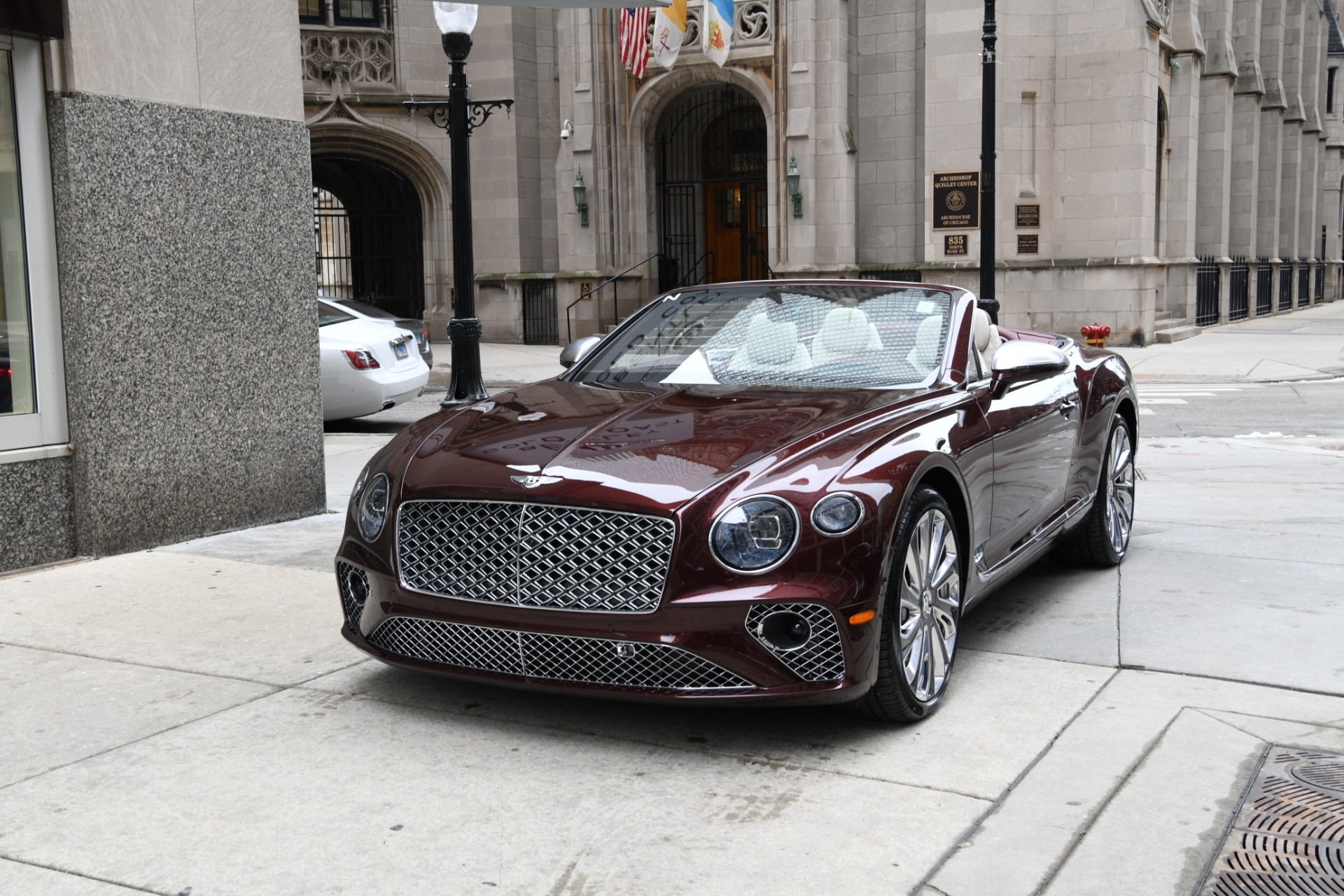 New 2021 Bentley continental GT V8 Mulliner Convertible GT V8 | Chicago, IL