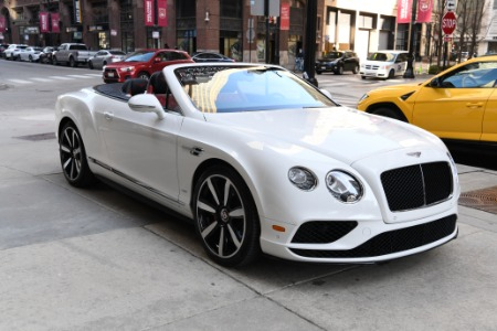 Used 2016 Bentley Continental GT V8 S CONVERTIBLE GT V8 S   Chicago, IL