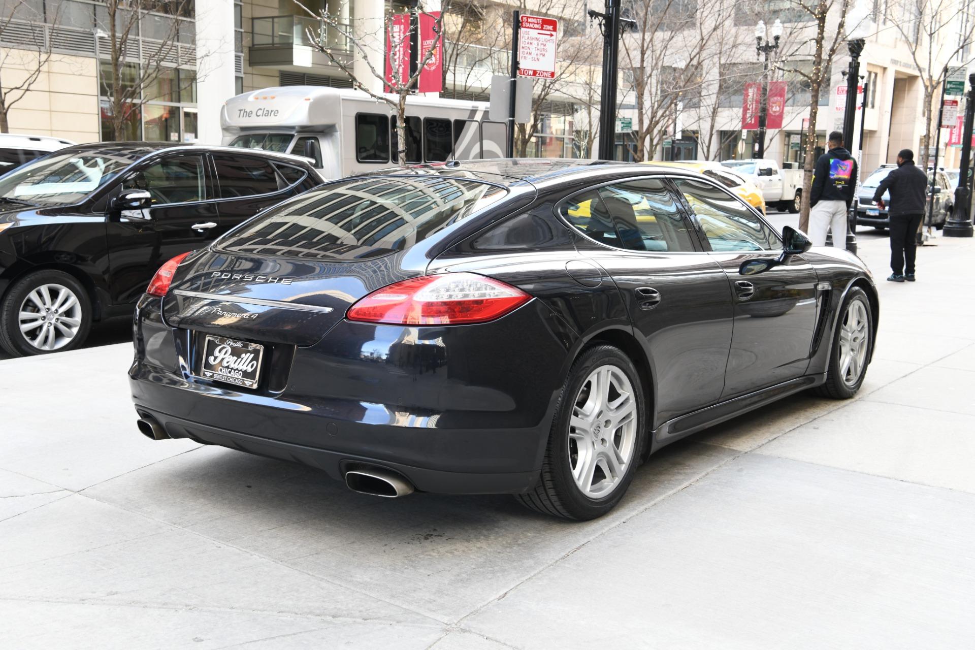 Used 2011 Porsche Panamera 4 | Chicago, IL
