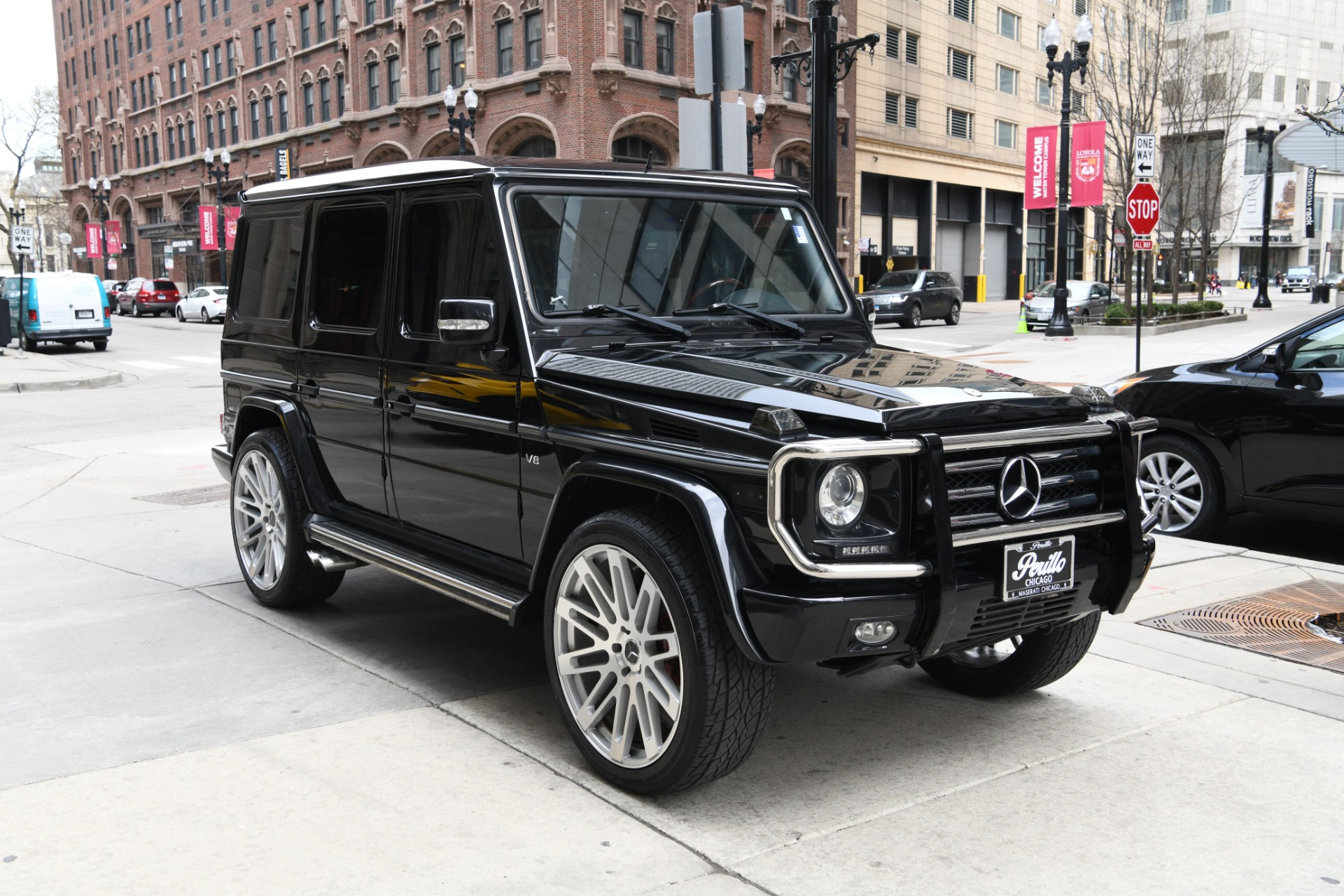Used 2011 Mercedes-Benz G-Class G 550 | Chicago, IL