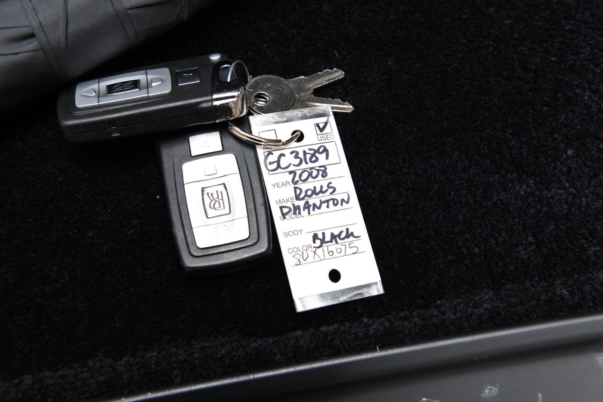 Used 2008 Rolls-Royce Phantom Drophead Coupe    Chicago, IL