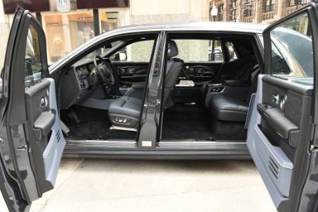 New 2021 Rolls-Royce Phantom Extended WHEELBASE Tempus Collection | Chicago, IL