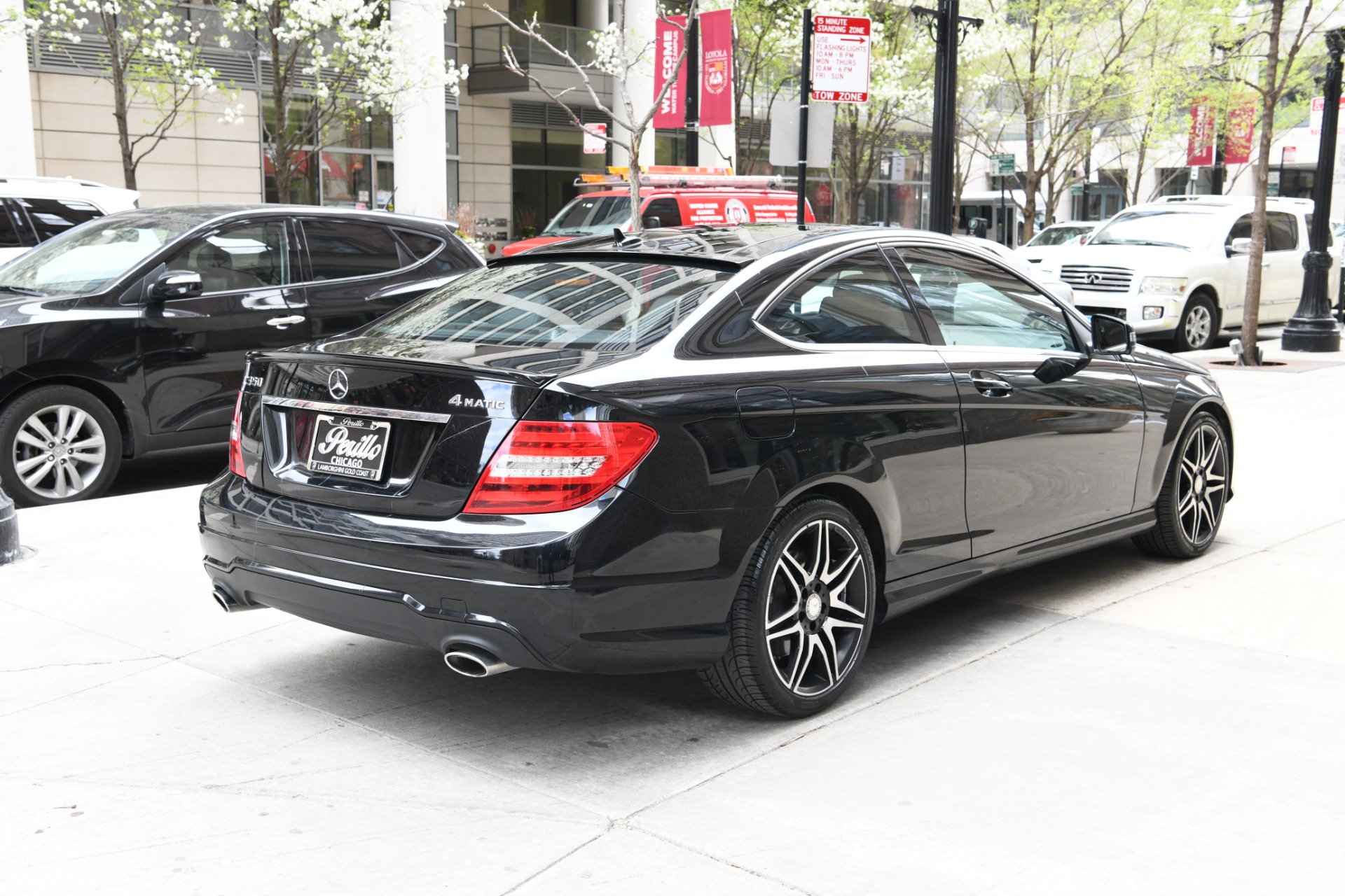 Used 2015 Mercedes-Benz C-Class C 350 4MATIC | Chicago, IL