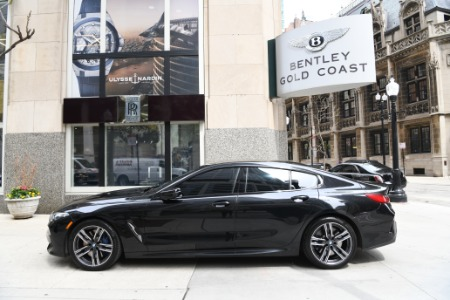 Used 2020 BMW 8 Series 840i xDrive Gran Coupe | Chicago, IL