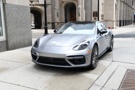 Used 2017 Porsche Panamera Turbo | Chicago, IL