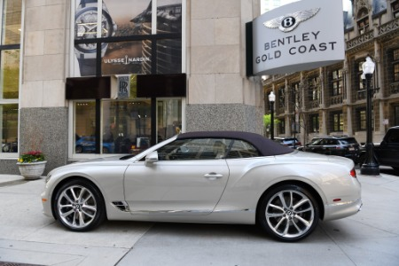 New 2021 Bentley continental GT Convertible GT | Chicago, IL