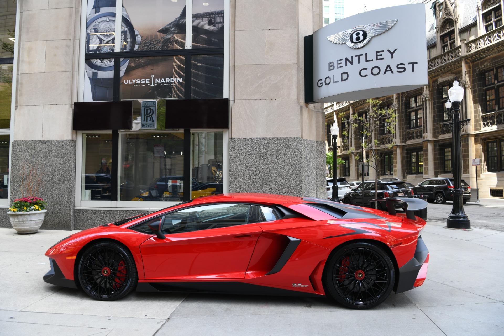 Used 2016 Lamborghini Aventador SV LP 750-4 SV   Chicago, IL