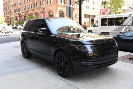 Used 2020 Land Rover Range Rover HSE MHEV | Chicago, IL