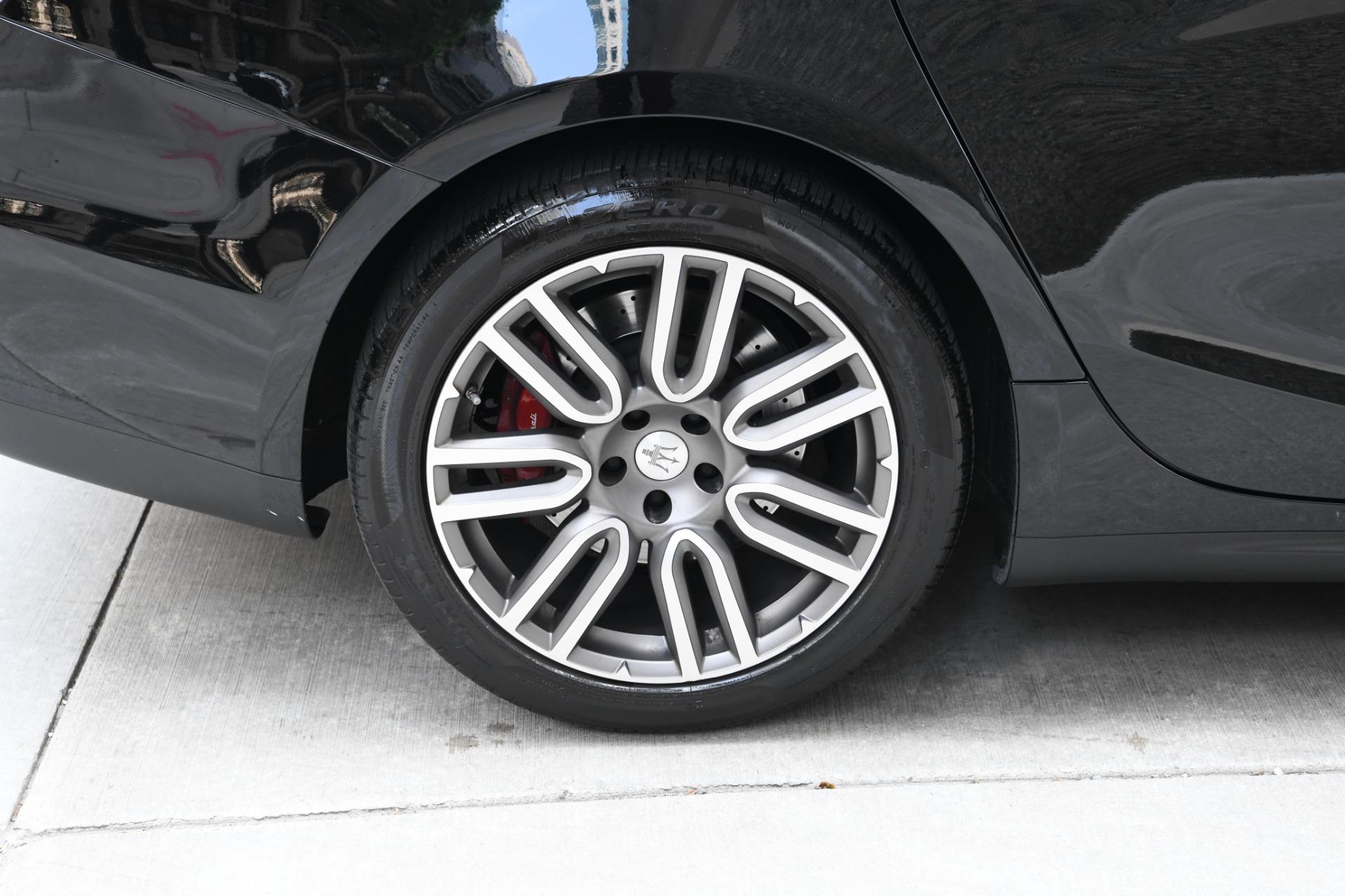 Used 2016 Maserati Ghibli S Q4   Chicago, IL
