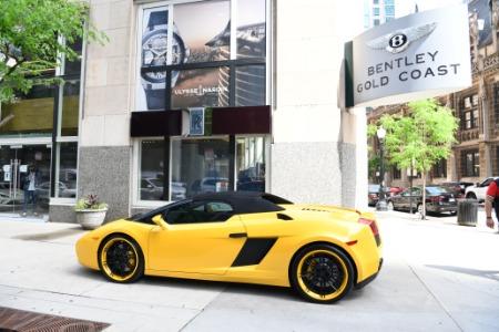 Used 2008 Lamborghini Gallardo Spyder | Chicago, IL