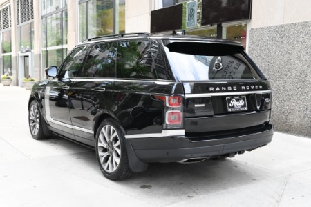 Used 2019 Land Rover Range Rover Autobiography | Chicago, IL