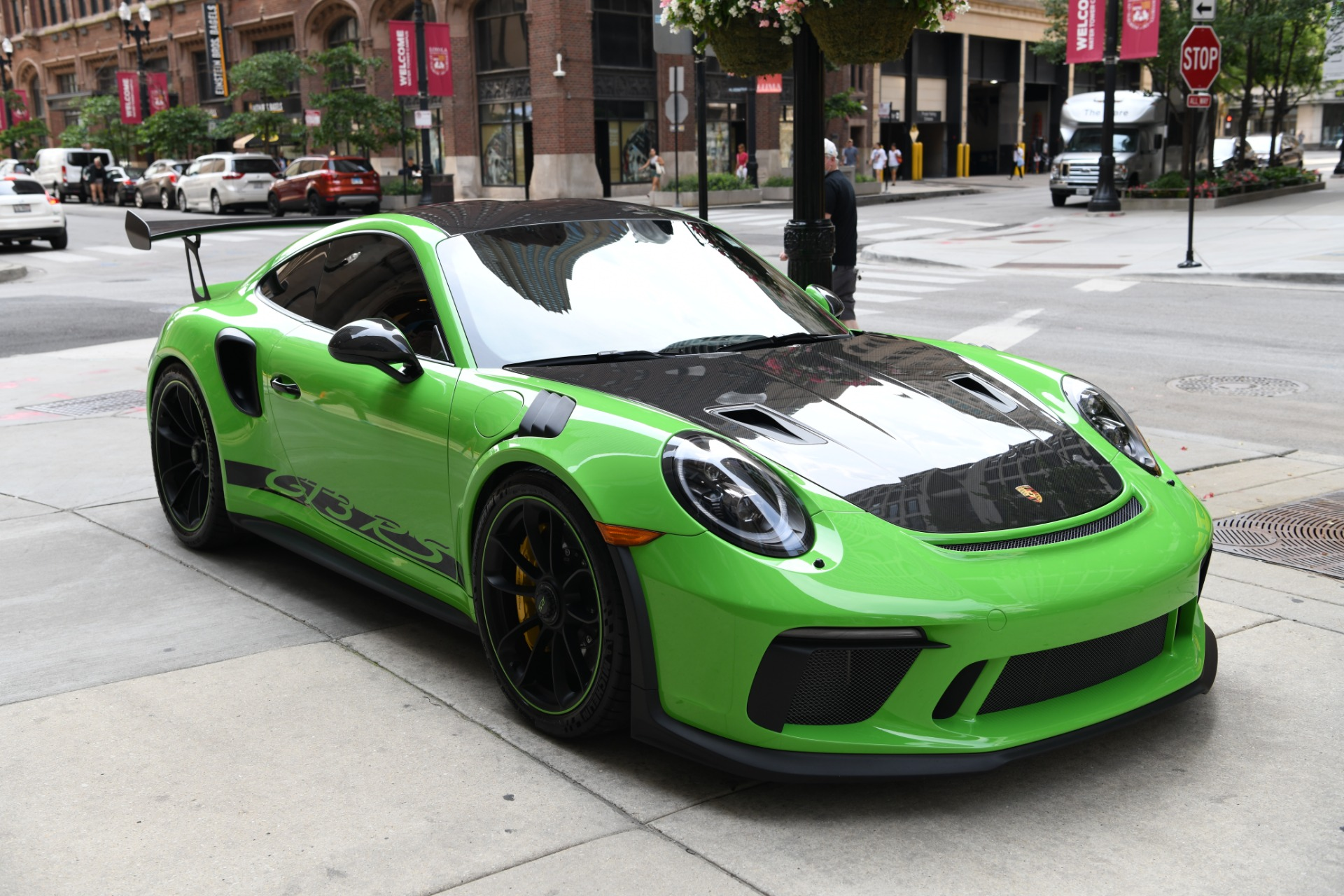 Used 2019 Porsche 911 GT3 RS   Chicago, IL