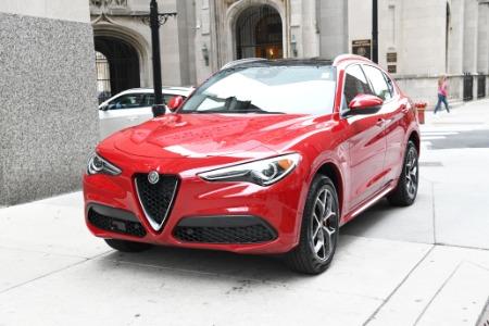 New 2021 Alfa Romeo Stelvio Ti   Chicago, IL