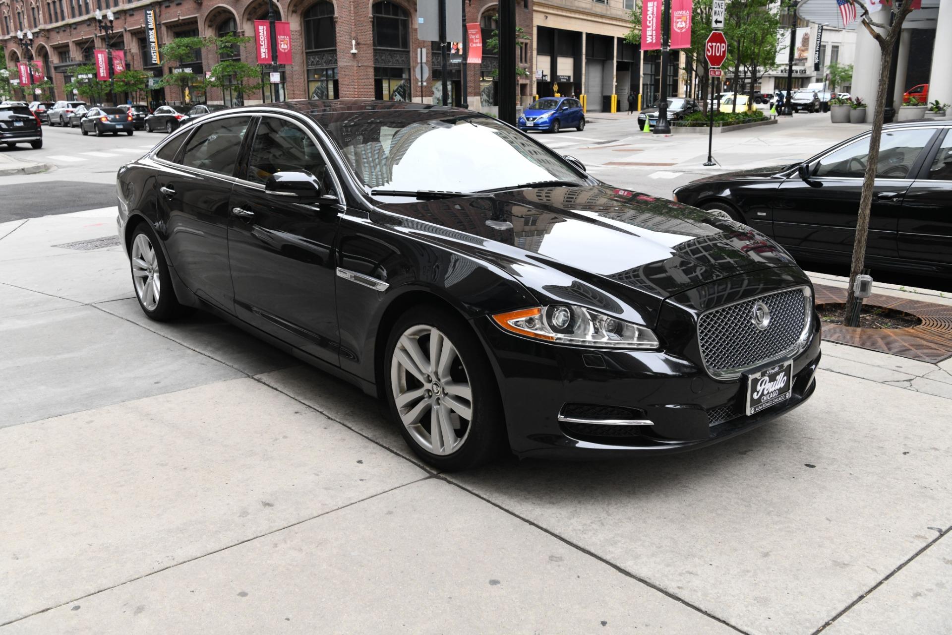 Used 2013 Jaguar XJL Portfolio | Chicago, IL