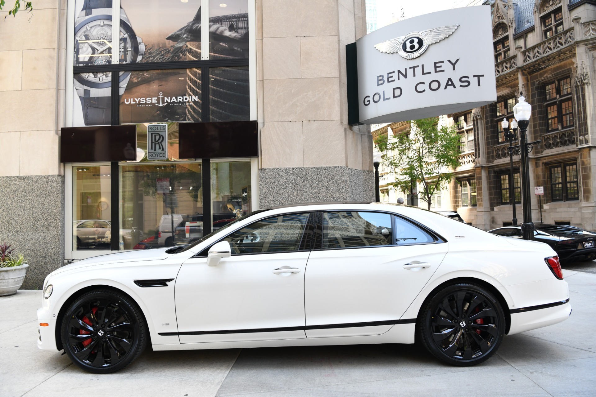 New 2021 Bentley FLYING SPUR V8 | Chicago, IL